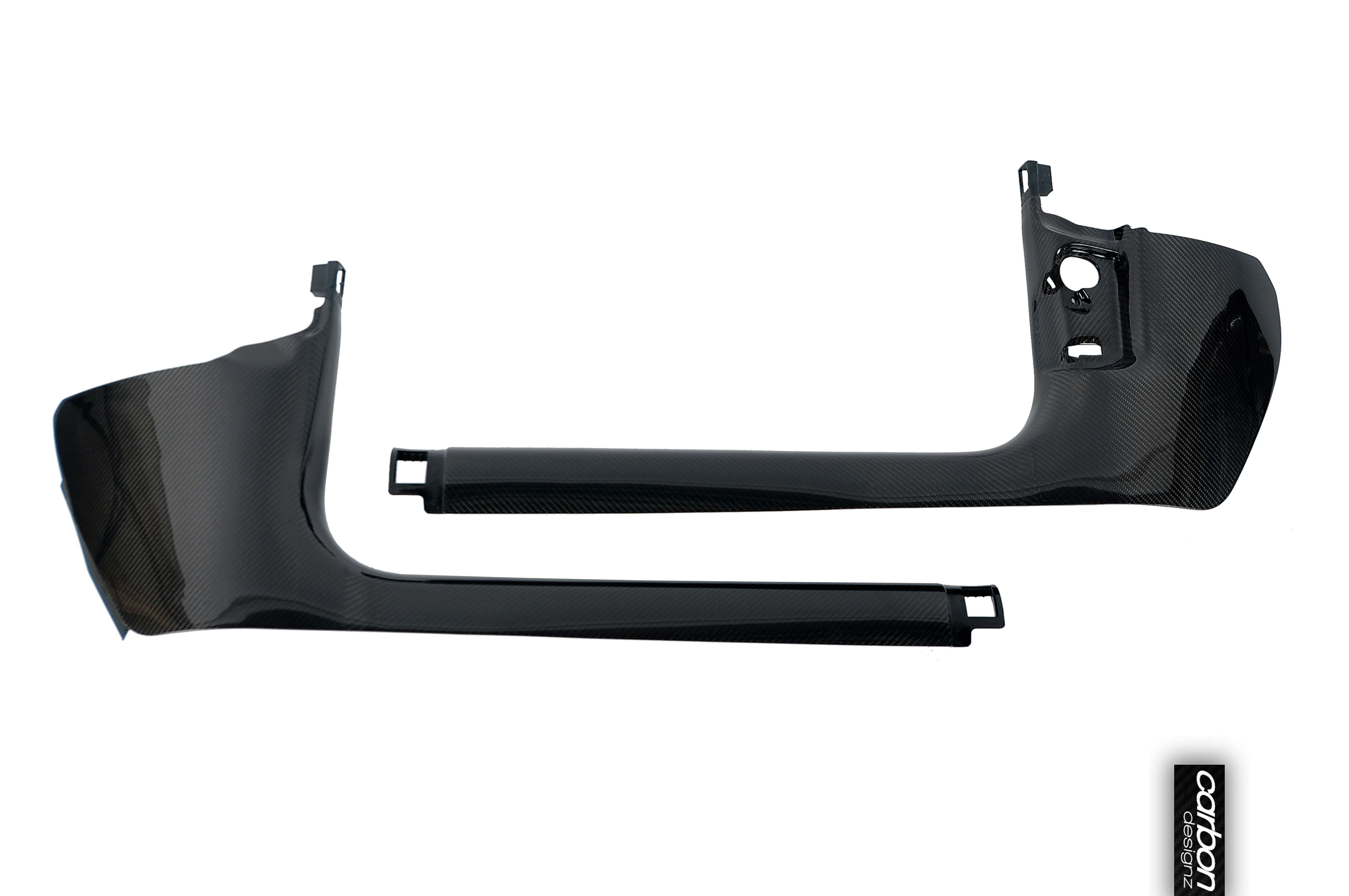 Audi A6/S6/RS6 4G carbon front lining