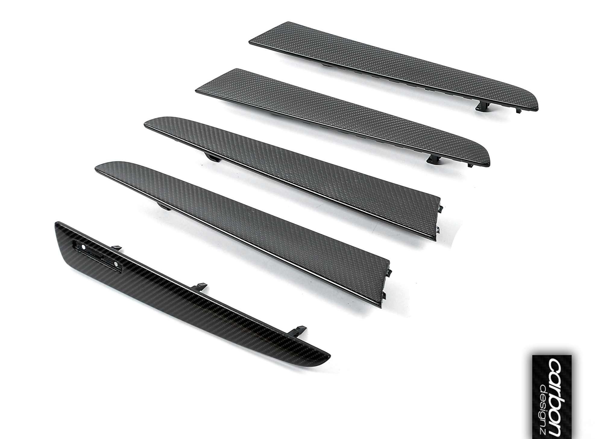 Audi Q5/SQ5 8R carbon door trim set