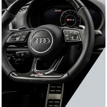 Audi A5/S5/RS5 F5 carbon steering wheel