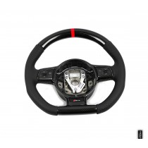 Audi TT/TTS/TTRS 8J carbon steering wheel (carbon)