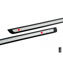 Audi A5/S5/RS5 (8T) carbon door runners (carbon)