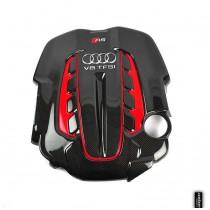 Audi RS6/RS7 4G full carbon engine cover