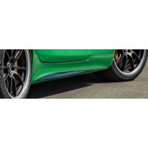 Mercedes AMG GTR (C190) carbon side skirts