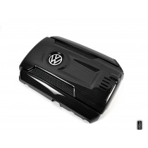 VW Beetle 5C 2.0TSI carbon engine cover