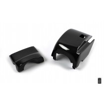Audi carbon steering column cover (carbon)