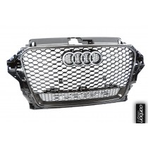 Audi RS3 8V carbon front grille - with quattro