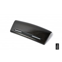 Audi A3 8P carbon ash tray cover (carbon)