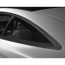 Audi A4/S4/RS4 8W carbon window trim surround