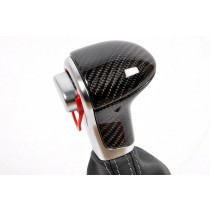 Audi A7 C7 4G carbon shift knob