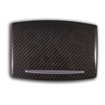 Audi A6 4F carbon cup holder