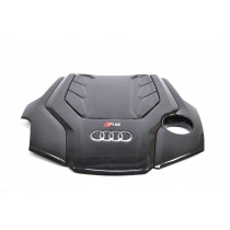 Audi RS5 8W B9 full carbon engine cover