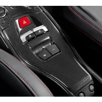 Ferrari 458 Italia carbon center console - insert