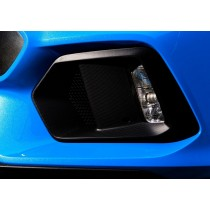 Ford Focus RS MK3 carbon front bumper air vents