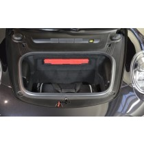 Porsche 991 carbon trunk cover