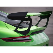 Porsche 991.2 GT3 RS carbon rear spoiler brackets