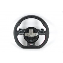 Audi A5/S5/RS5 8T carbon steering wheel
